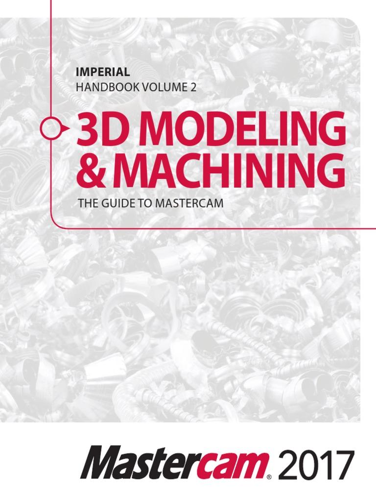 mastercam 2017 handbook volume 2 sample cartesian coordinate rh es scribd com mastercam tutorial portugues