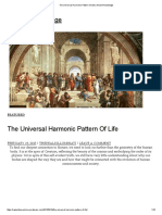 The Universal Harmonic Pattern of Life _ Ancient Knowledge