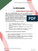 Documento Explicativo - Bloque I La Información