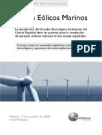 Programa Parque Eolicos Marinos