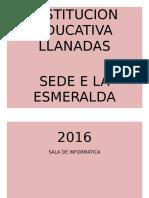 Fotos Daños Infraestructura Sede e