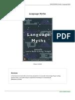 Language Myths Doc