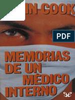 Memorias de un Medico Interno - Robin Cook.pdf