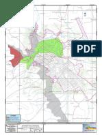 Plano de deslizamientos Cajamarca