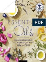 Dk Essential Oils All Natural Remedies And Recipes For Your Mind