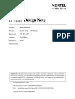 IP ARP Design Note