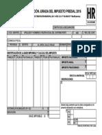 1.1 Formulario Hoja Resumen