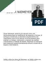 Oscar Niemeyer y La Luz