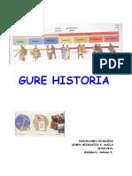 GURE HISTORIA