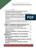 Tutorial de Analisis Financiero