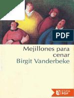 Mejillones Para Cenar - Birgit Vanderbeke (2)
