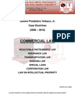 Vcd Commercial Law