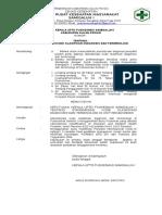 8.4.1.1 SK Standarisasi Kode Klasifikasi Diagnosis Dan Terminologi