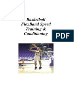 Flexband Workout E Book Basketball