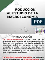 Unidad 1 Introducción Al Estudio de La Macroeconomía