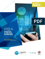 Mba Digital Retail Banking