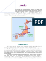 Geografia - Aula 15 - Japão