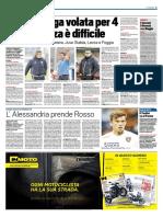 TuttoSport 21-01-2017 - Calcio Lega Pro