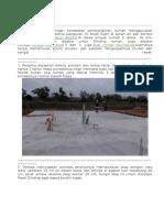 Expanded Polystyrene (EPS) Bangunan strayfoam