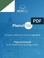 Planul 10x - Manual de Marketing