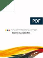 Constitución de la República del Ecuador - Versión en Español