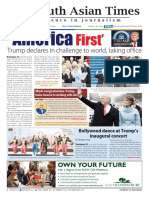 Vol.9 Issue 38 - January 21-27, 2017