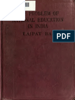 The Problem of National Education in India
