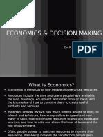 economics data