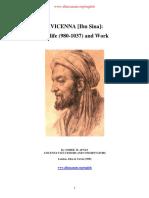 AVICENNA [Ibn Sina]