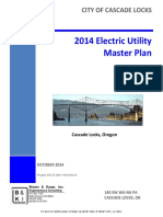 2014 Electric Utility Master Plan