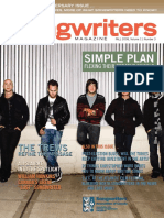Songwriters Magazine Fall 2008