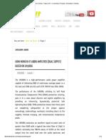 Audio Archives - Page 2 of 5 - Circuit Ideas I Projects I Schematics I Robotics