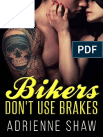 Adrienne Shaw - [Hellbirds MC 01] - Bikers Don't Use Brakes (Epub)