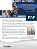 Case Study - Bell and Howell - End Used Parts - FDM