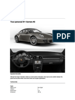 2011 911 C4S Coupe - Gray