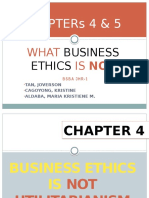 Business Ethics - Topic 4 - 3hr1