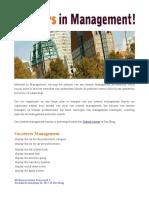 Executive interim management-Meesters in Management Den Haag