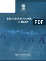 Disaster Management of India