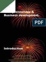 Entrepreneurship & Business Developmentlesson-1.