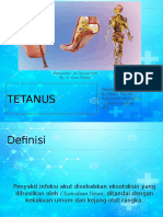 Tetanus Fix Ppt