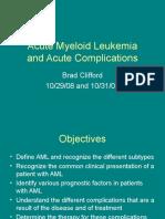 Acute Myeloid Leukemiaj