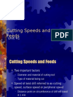 Drill Speeds and Feeds2
