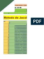 Interativos( Jacobi, Gauss, Relajacion)