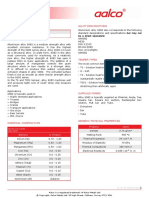 Aalco Metals Ltd Aluminium Alloy 6082 T6 Extrusions 338