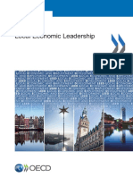 OECD LEED Local Economic Leadership