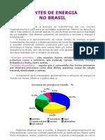 Geografia - Aula 19 - Fontes de energia no Brasil
