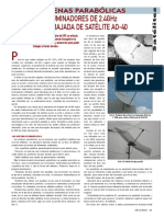 antenas parabolicas
