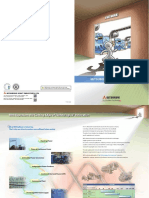 Mitsubishi Generator Sets Brochure
