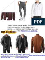 Mеnѕ Casual Wintеr Fаѕhiоn - Warm Mens Fashion:
