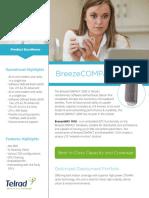 BreezeCOMPACT2000 Datasheet Letter